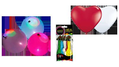 Heliumgeeignete Ballons