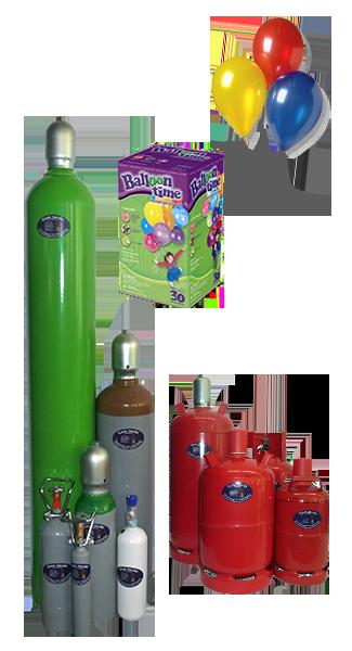 Gas Flaschen